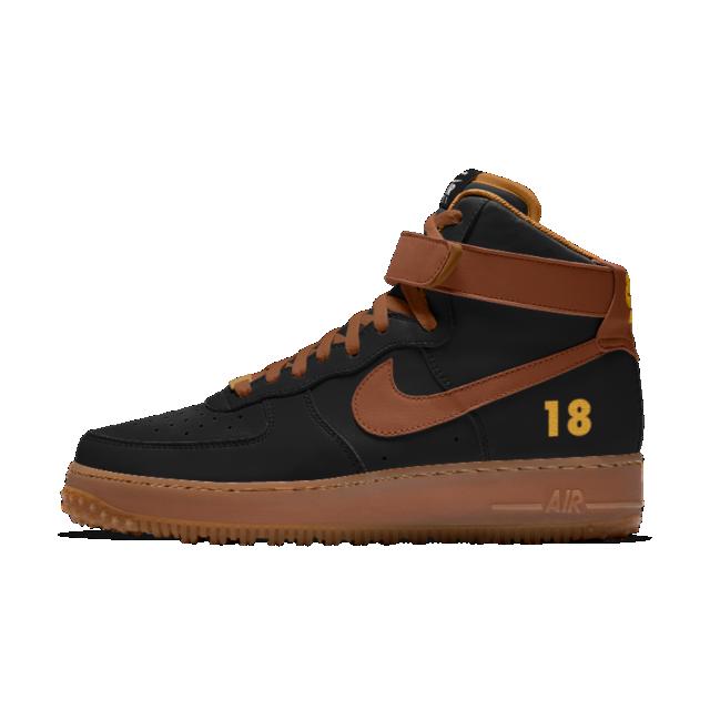 Nike Air Force 1 High iD Erkek Ayakkabısı