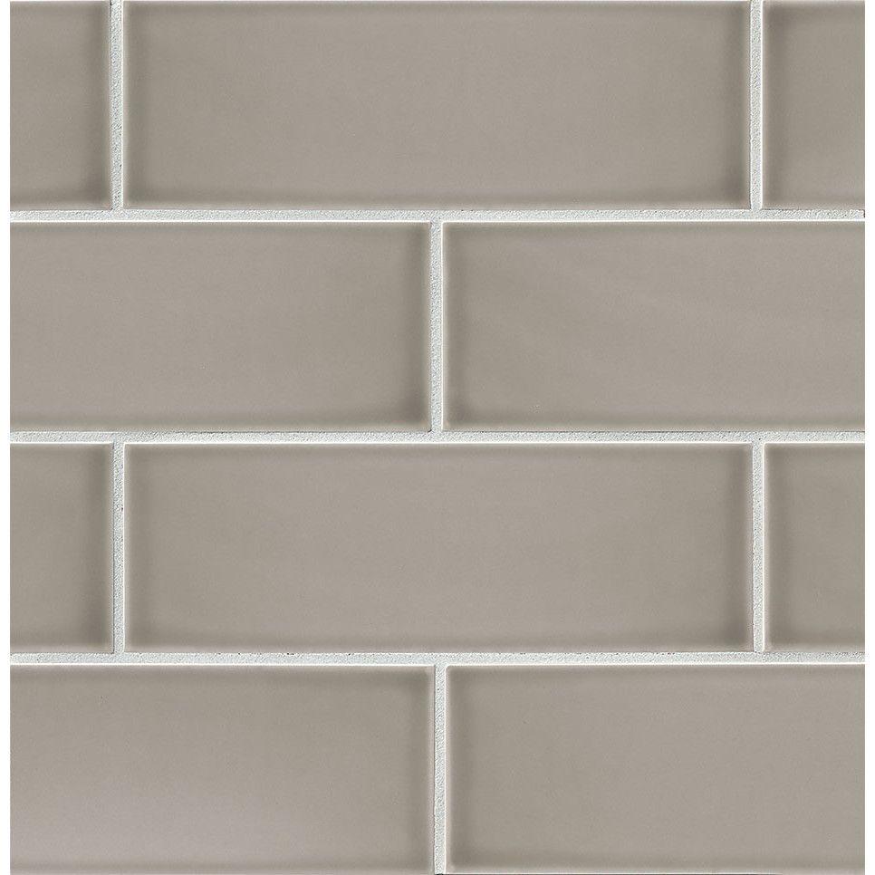 Bedrosians grace 4 x 12 ceramic subway tile in grigio ceramic bedrosians grace 4 x 12 ceramic subway tile doublecrazyfo Choice Image
