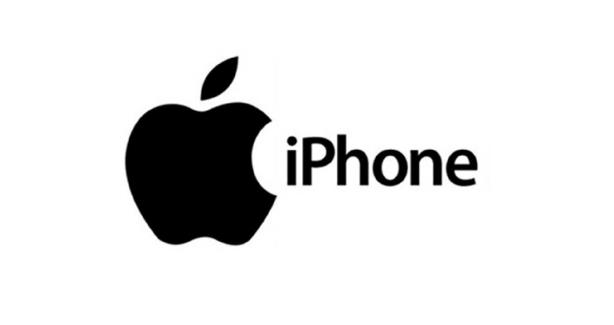 apple iphone logo png