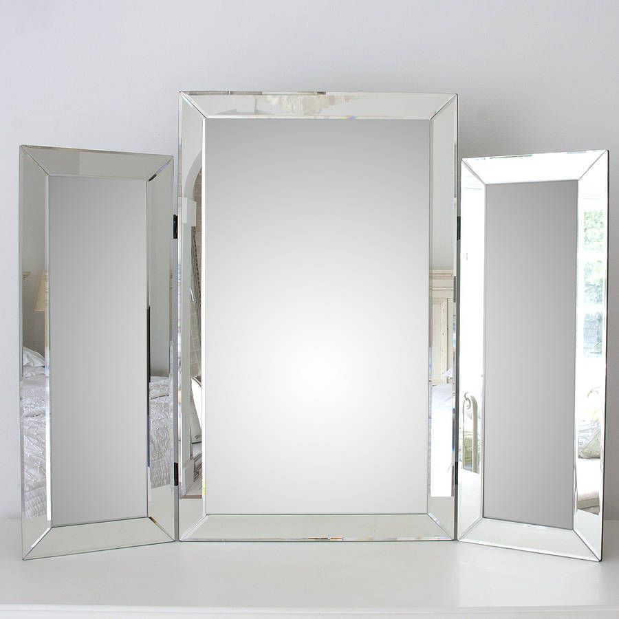 Dressing table, Dressing table mirror and Table mirror on Pinterest