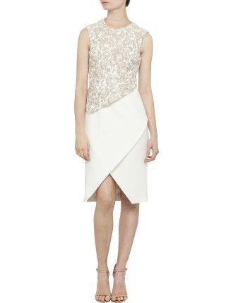 SEDUCED BY FASCINATION SLEEVELESS DRESS | Fashion | Pinterest | Fashion