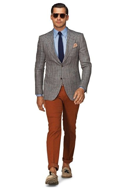 Frugal Napoli Extra Slim Fit Yellow Corduroy Half Canvassed Cotton Blazer Sportcoat Sufficient Supply Men's Clothing Suits & Suit Separates
