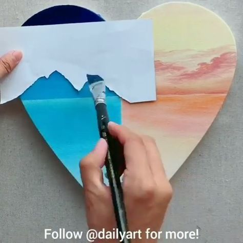 10+ Easy Acrylic Painting Techniques for Artists of All Levels