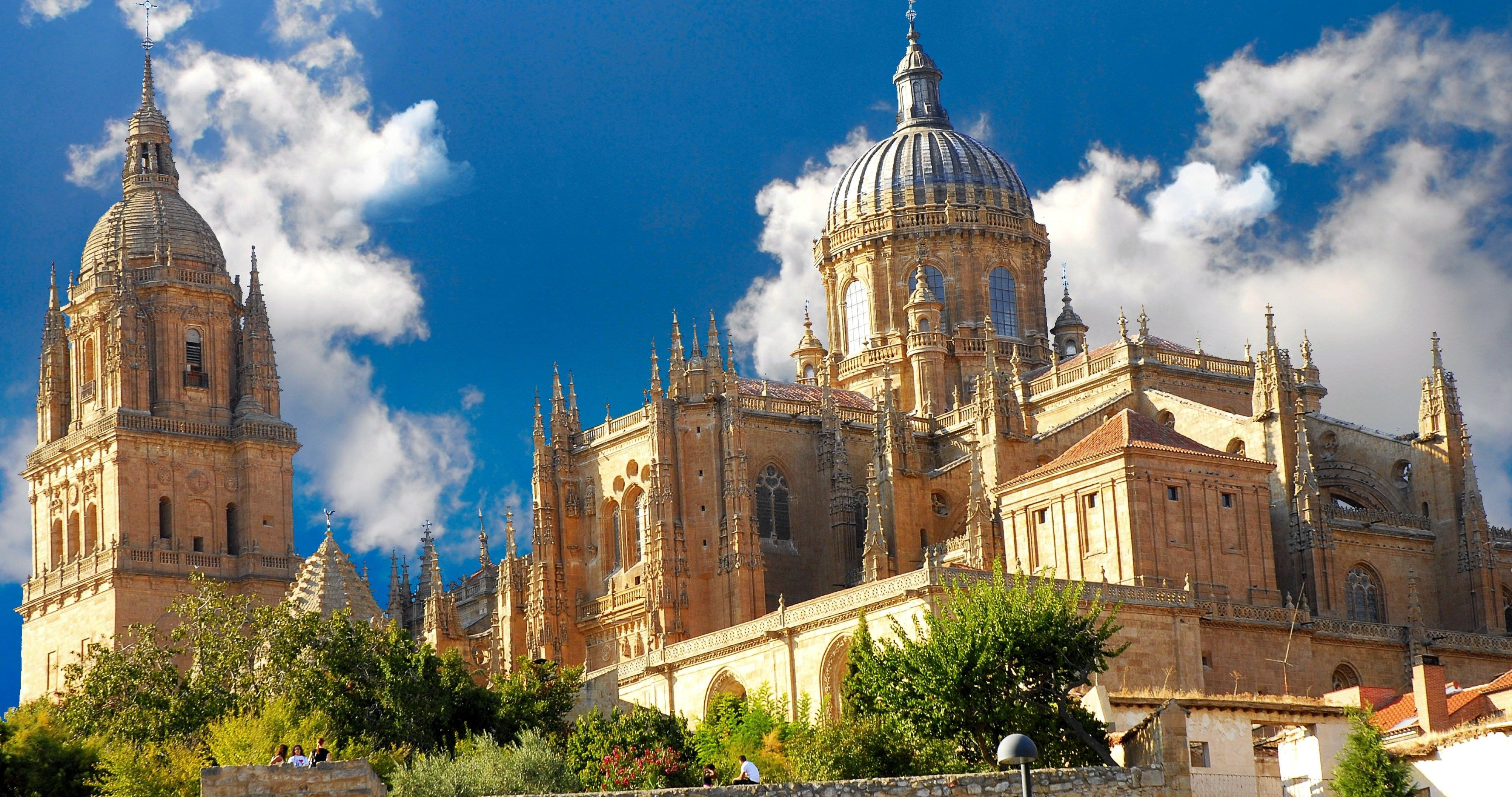 Spain Salamanca 4k Ultra Hd Wallpaper Cool Places To Visit
