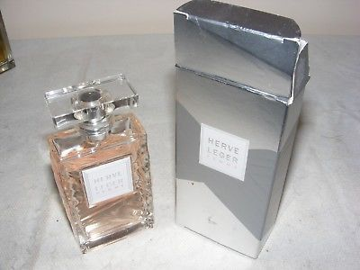 Perfume Herve Leger Femme Avon Content Spray Bottle 50ml Eau De