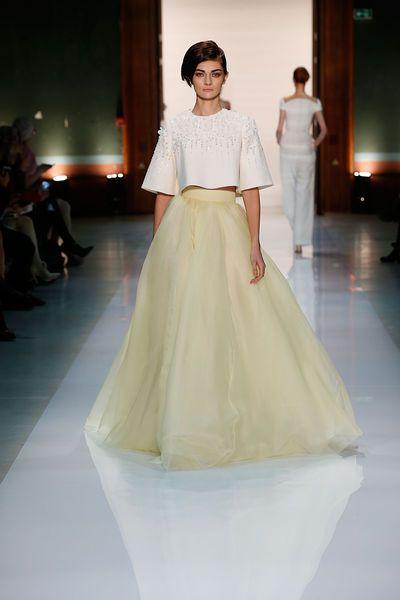 George Hobeika Haute Couture for Spring/Summer 2014 | Arabia Weddings