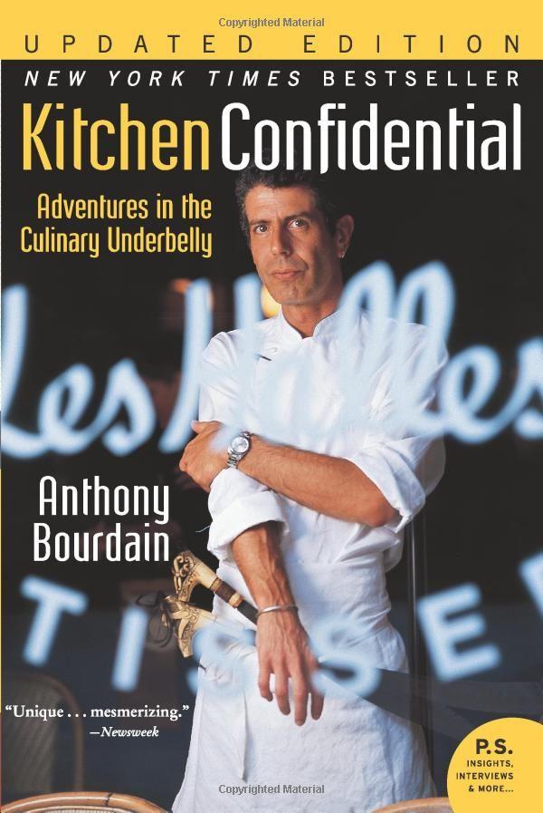 Amazon Com Kitchen Confidential Updated Edition Adventures In
