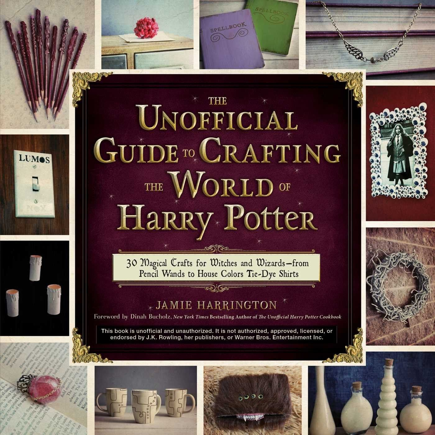 diy harry potter crafts also and books rh pinterest