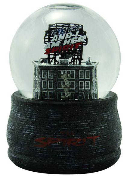 Spirit Movie Snow Globe