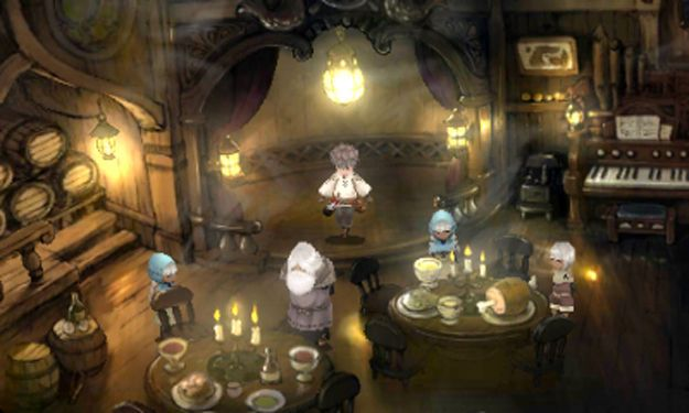 Bravely Default | Game Design | Bravely default, Game design