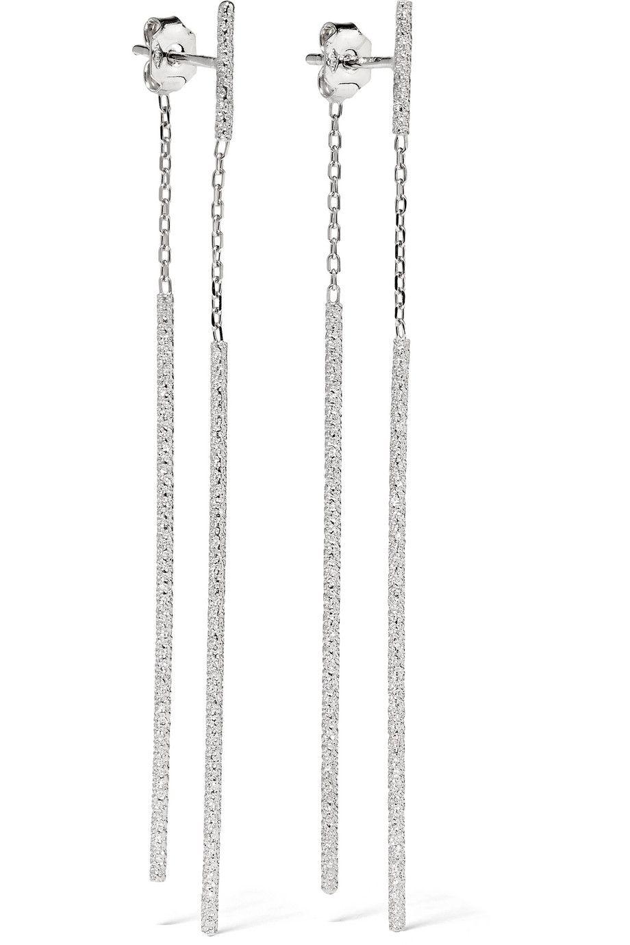 Double Magic Wand 18-karat Gold Earrings - one size Carolina Bucci 9Htl6PQ4lQ
