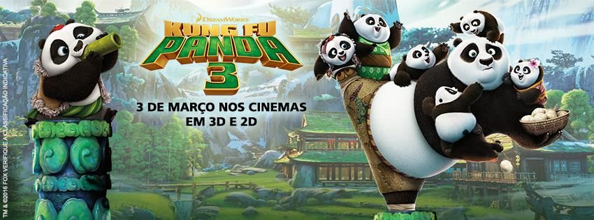 Kung Fu Panda 3 Kung Fu Panda 3 Kung Fu Panda Cinema