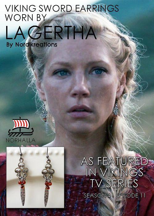 Vikings Earrings