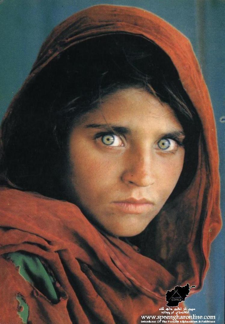 Afghan Girl   20x24 inches     Steve mccurry, Steve