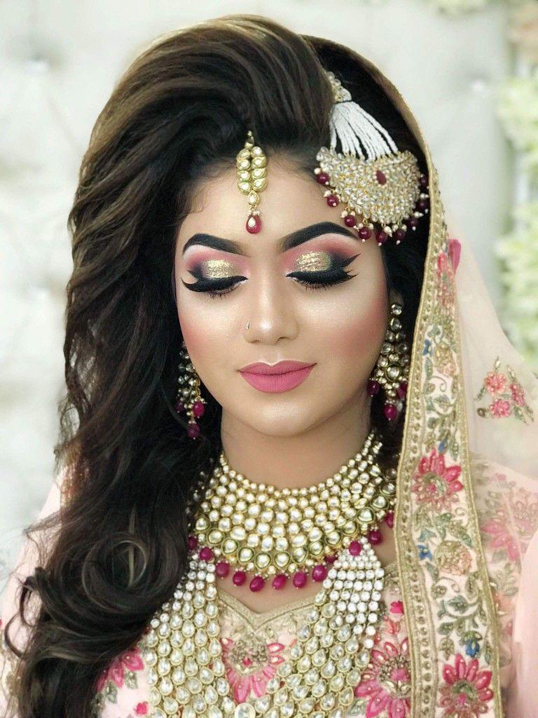Pin By Peya On Beautiful Bride Bridal Makeup Images Bridal
