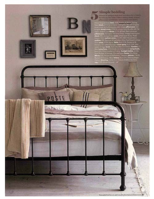 Best Our Oliver Bed In Bronze Is Effortlessly Simple À La 640 x 480