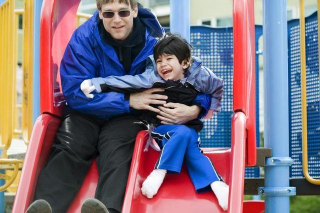 mild cerebral palsy in adults