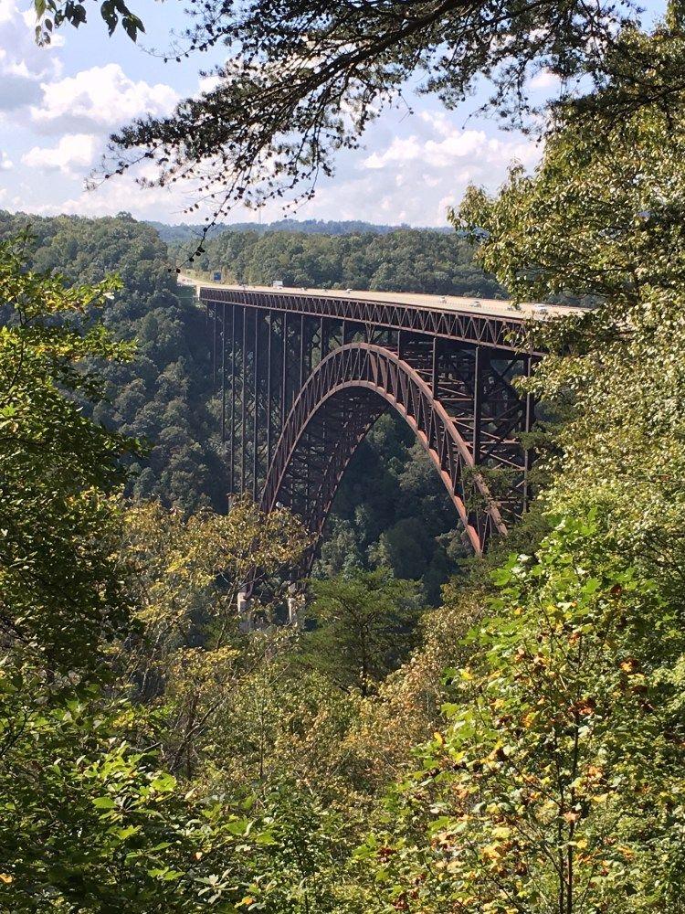 Almost Heaven: West Virginia's Scenic Beauty #westvirginia