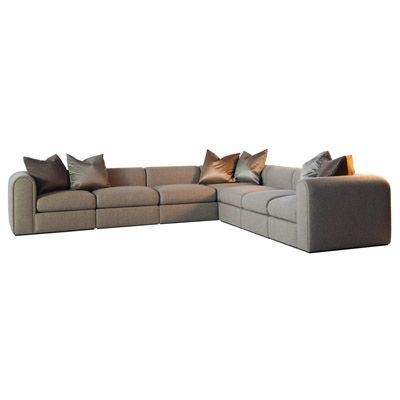 Bristol Sectional Donghia Furniture Sectional Sofa Contemporary