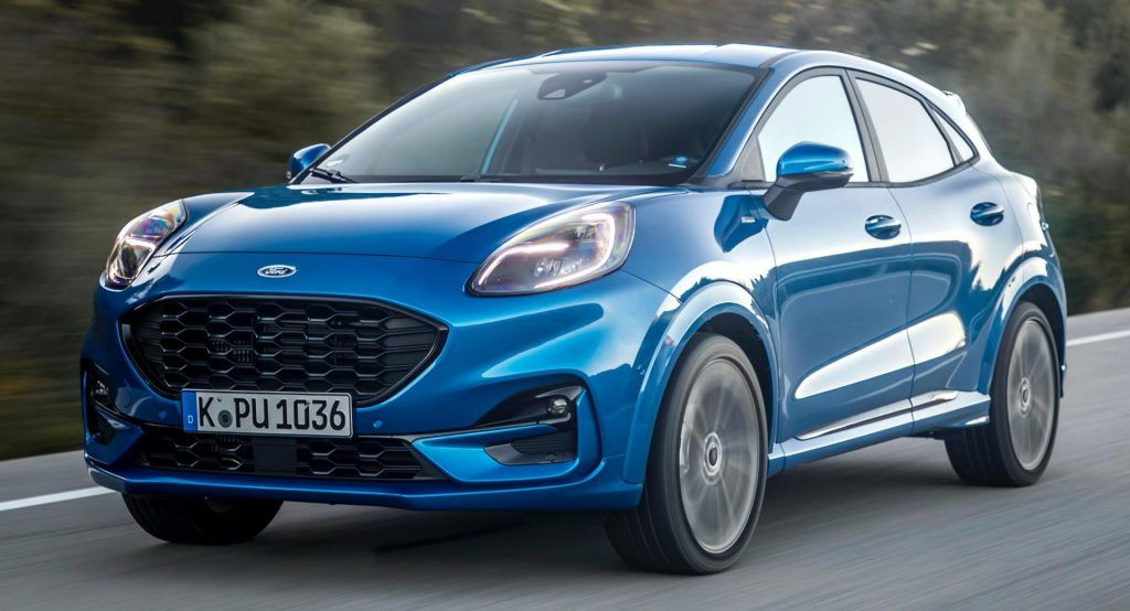 Ford Puma Coming To Australia Later This Year What About The Usa