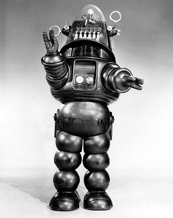 Image result for robby robot
