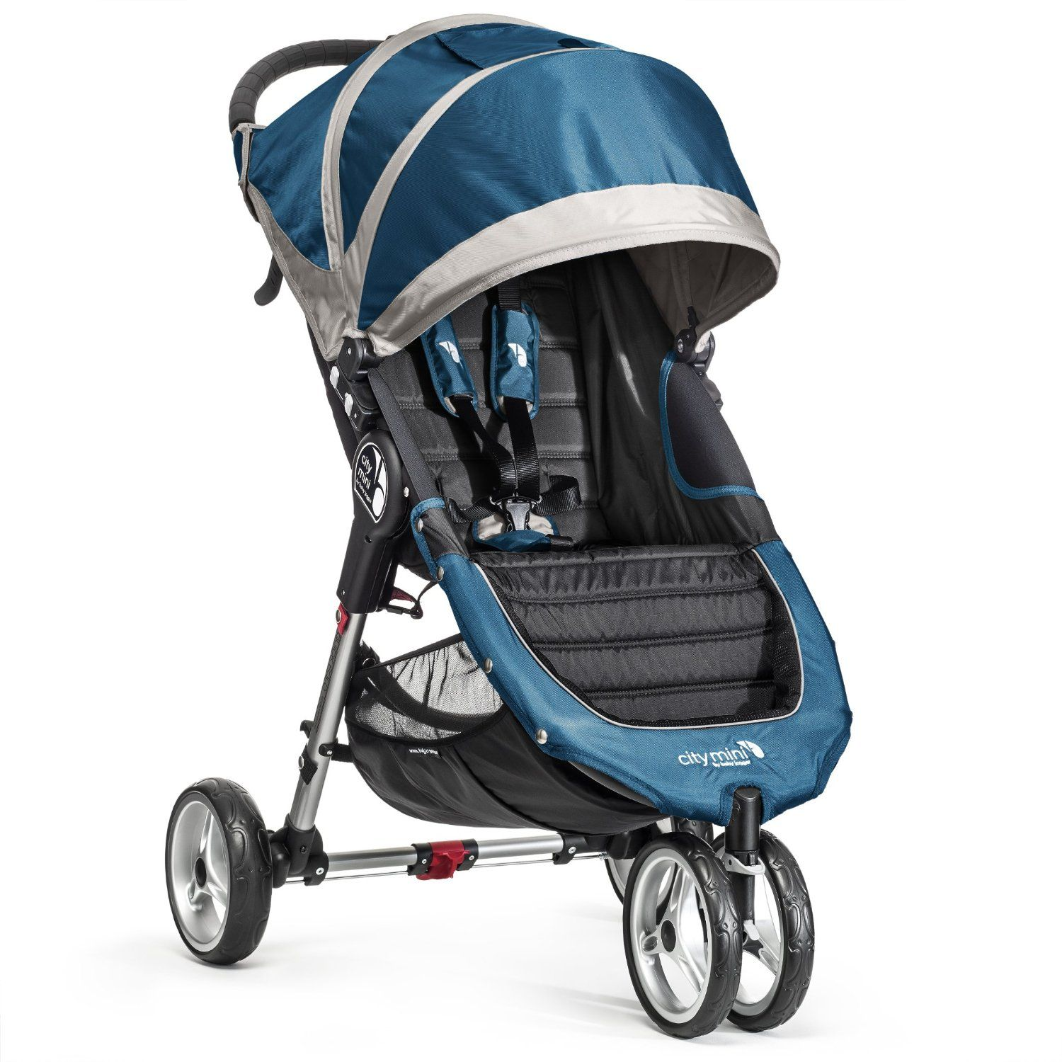 We love our City Mini Stroller reclines to flat so that