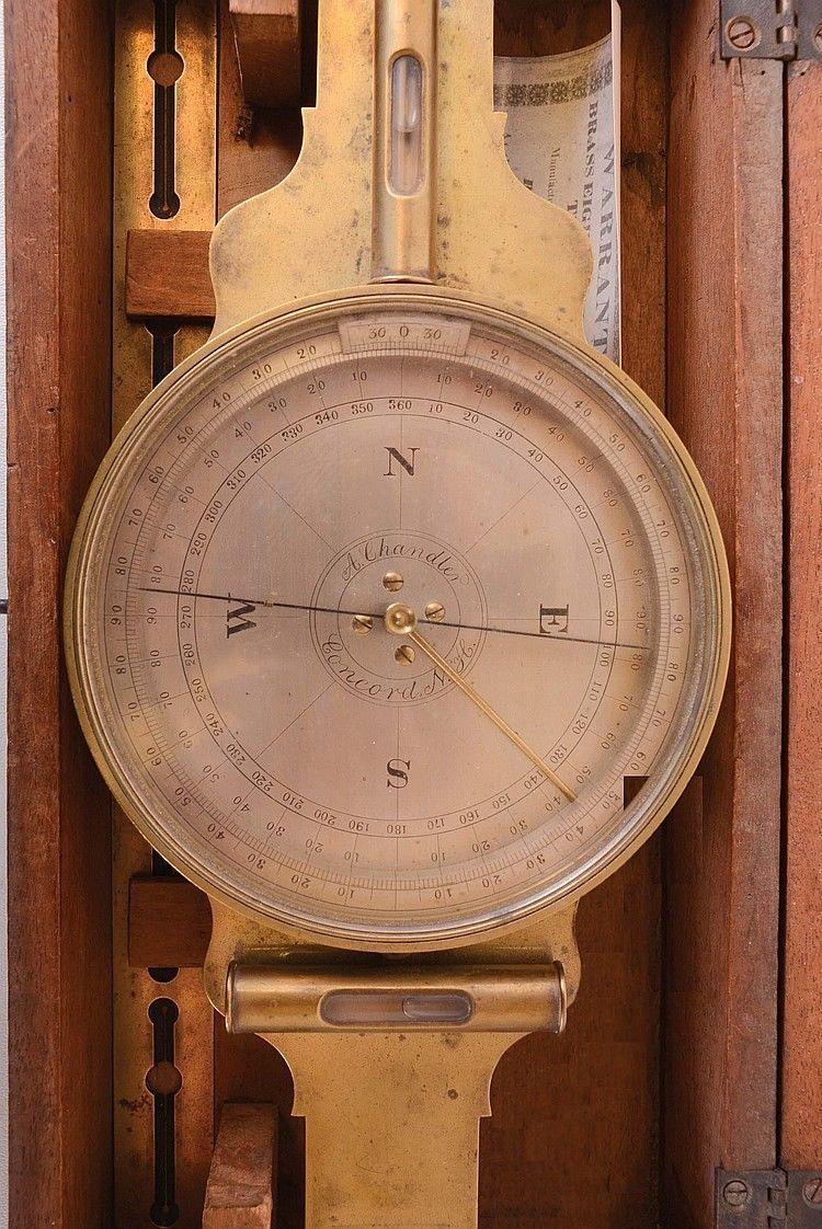 A chandler concord nh plain compass compass