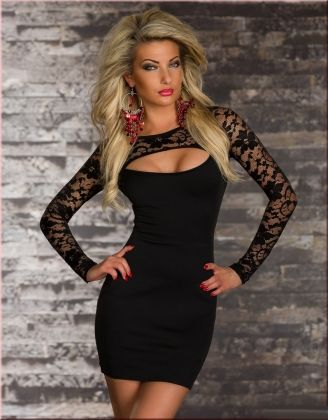 Long Sleeve Cut-out Dress Item No. : W3701A Weight : 0.3 KG Goods click count: 111 Market Price : US$ 7.63 Sales Price : US$ 4.36
