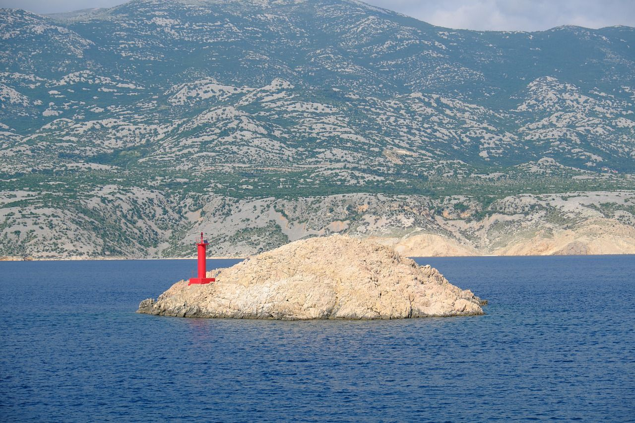 Island Croatia Pag Sea, #Croatia, #Pag, #Sea, #Island