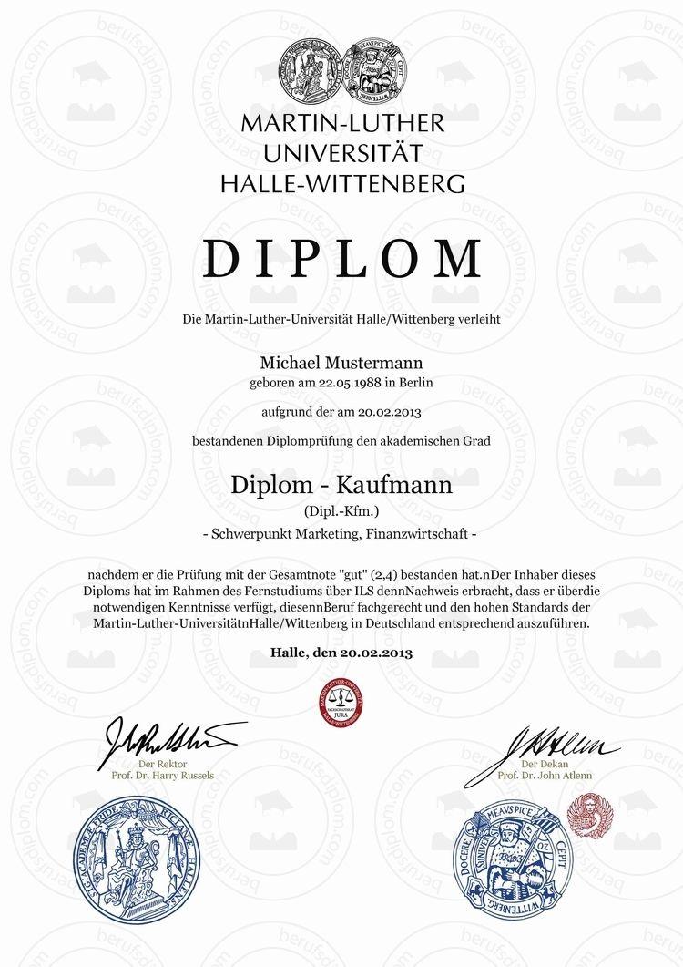 Diplom kaufen legal
