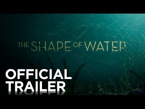 Guillermo del Toro (Pan's Labyrinth) is out with a new movie this fall called The Shape of Water.  ...an other-worldly fairy tal