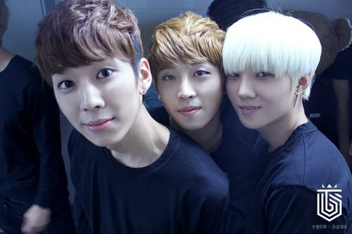 Kidoh 키도, Seogoong 서궁, Xero 제로 from Topp Dogg 탑독