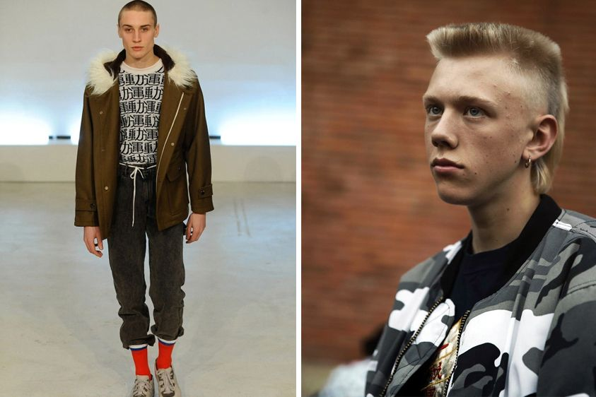 Fashion Experts From Post-Soviet Russia Explain the Fundamentals of Gosha Rubchinskiy