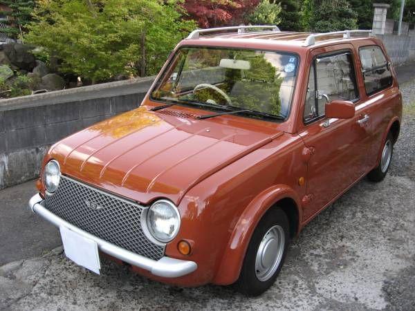 Nissan Pao (1990)