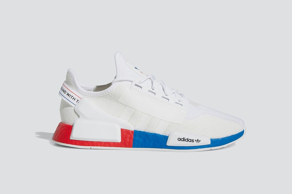 Shop Our Favorite Adidas Nmd Sneakers In 2020 Adidas Nmd Red Adidas Nmd Blue Sneakers