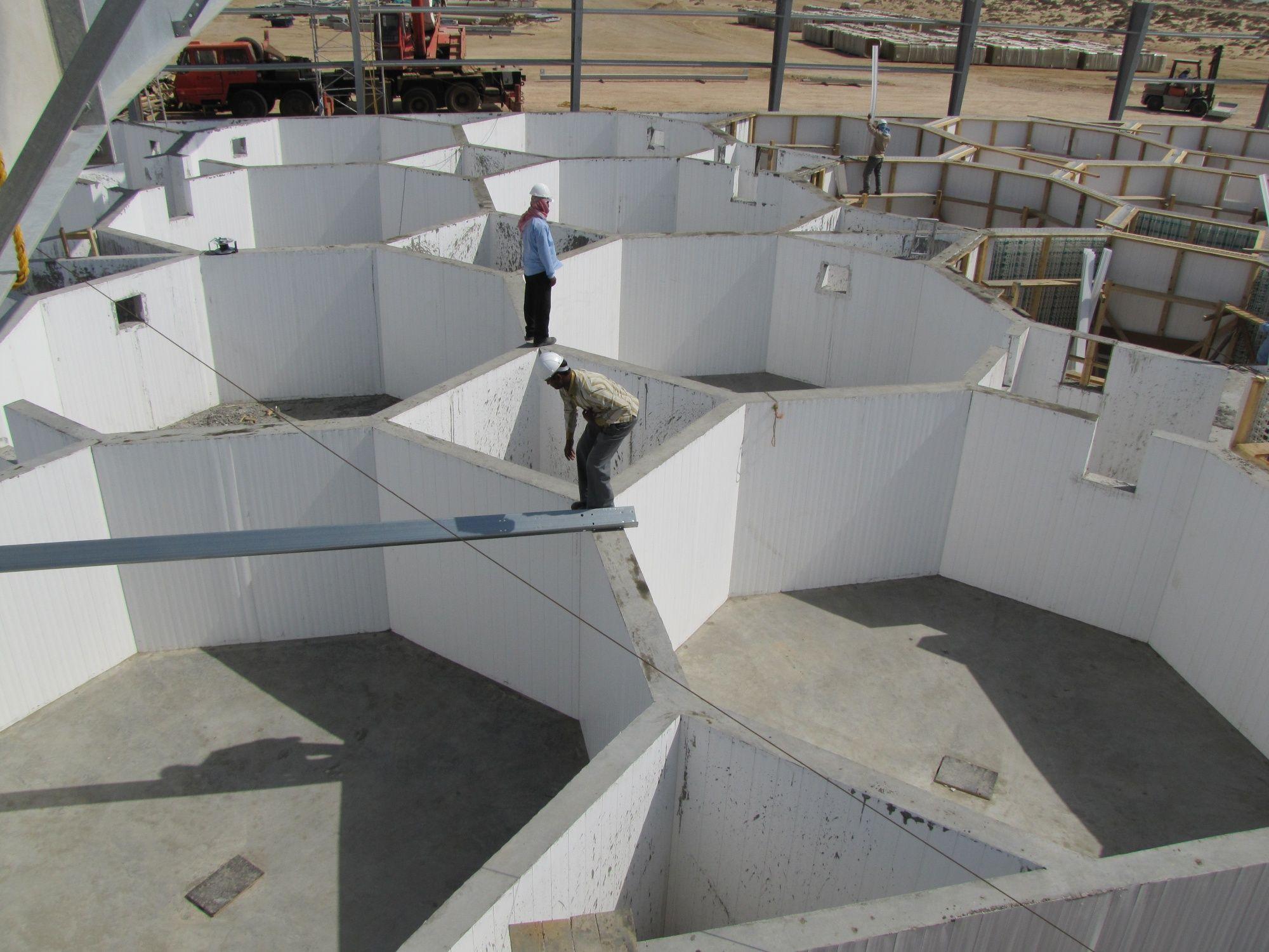 Saudis building the largest recirculating aquaculture for Aquaponics aeration