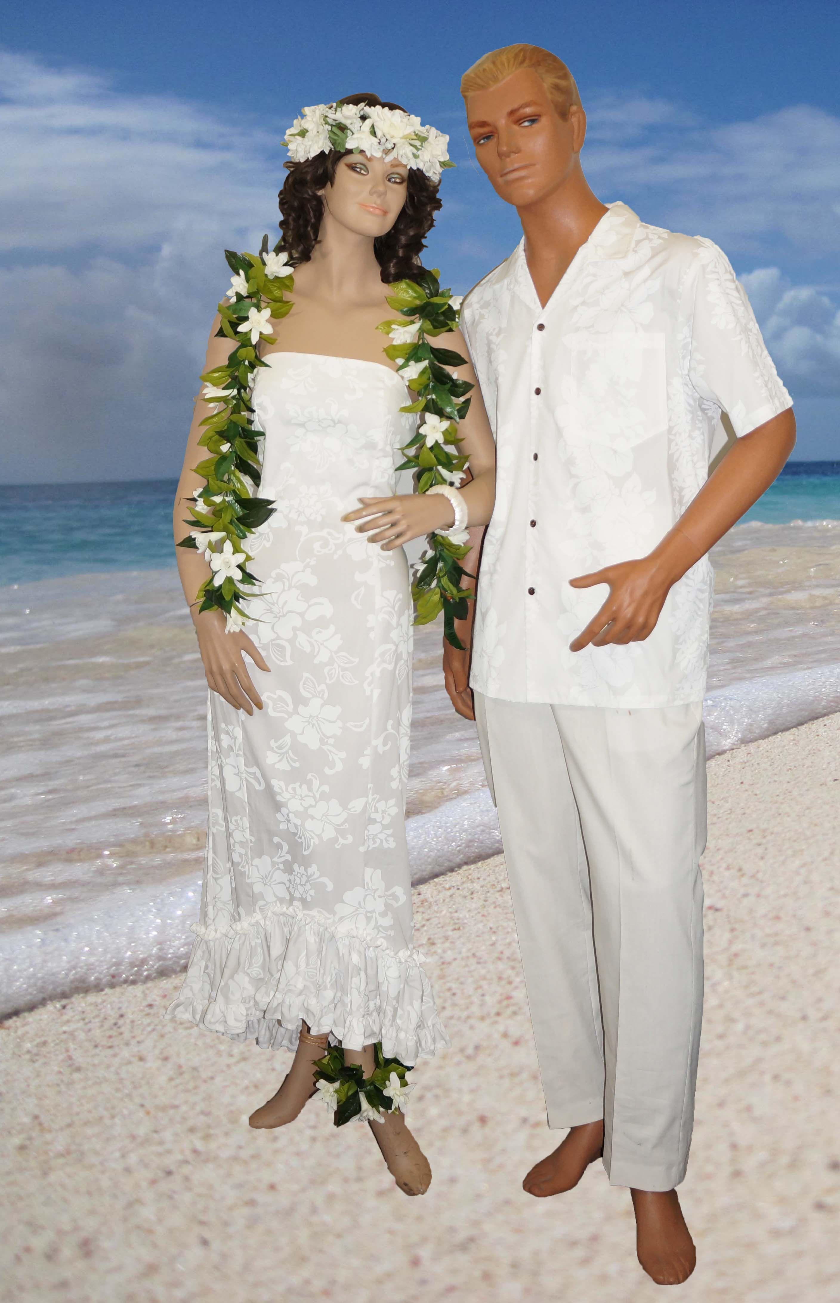 Noivas estilo Havaiano - Pesquisa Google | CASAMENTO ESTILO HAVAIANO ...