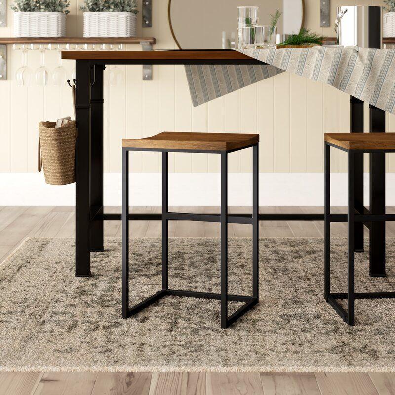 Foxglove Bar Counter Stool Reviews Birch Lane Counter Stools Wood Bar Table Wood Bars