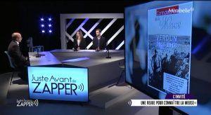 voir le replay émission « Juste avant de zapper »  Mirabelle TV – 1 10 2016