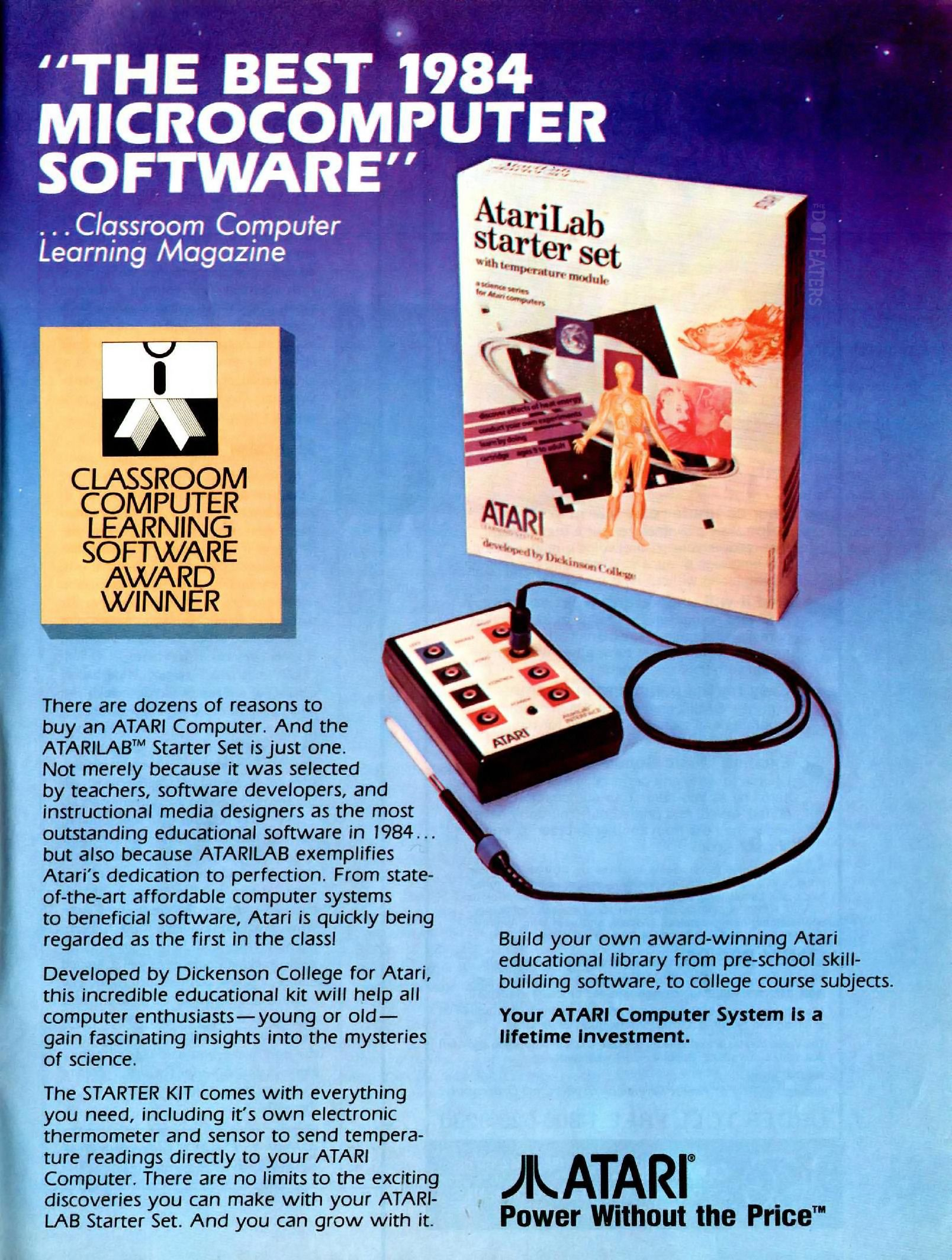 Putting the science into Atari computers (1985).
