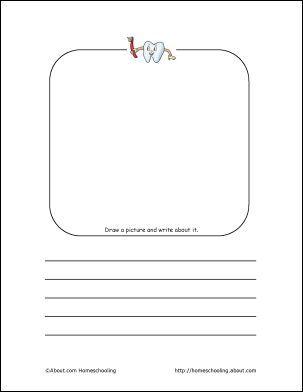 10 Arbeitsblätter, die Kindern die Grundlagen der Zahngesundheit beibringen   – healt