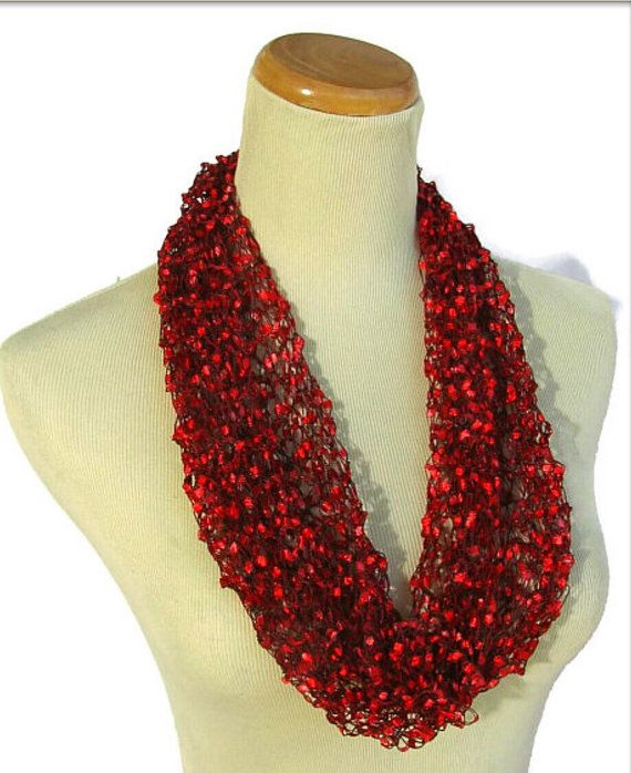 Eclectic Red  by Lisa Strassheim on Etsy