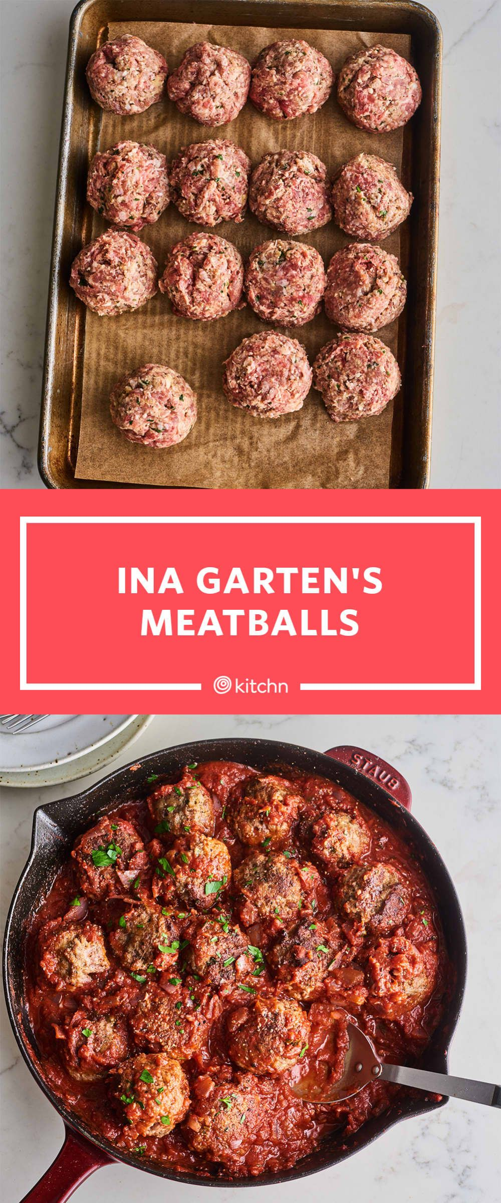 Ina Garten's Meatball Recipe Review   Kitchn