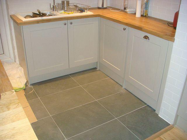 24 Gray Floor Slate And Woods