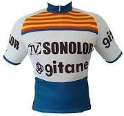 Sonolor gitane Retro Cycling Jersey