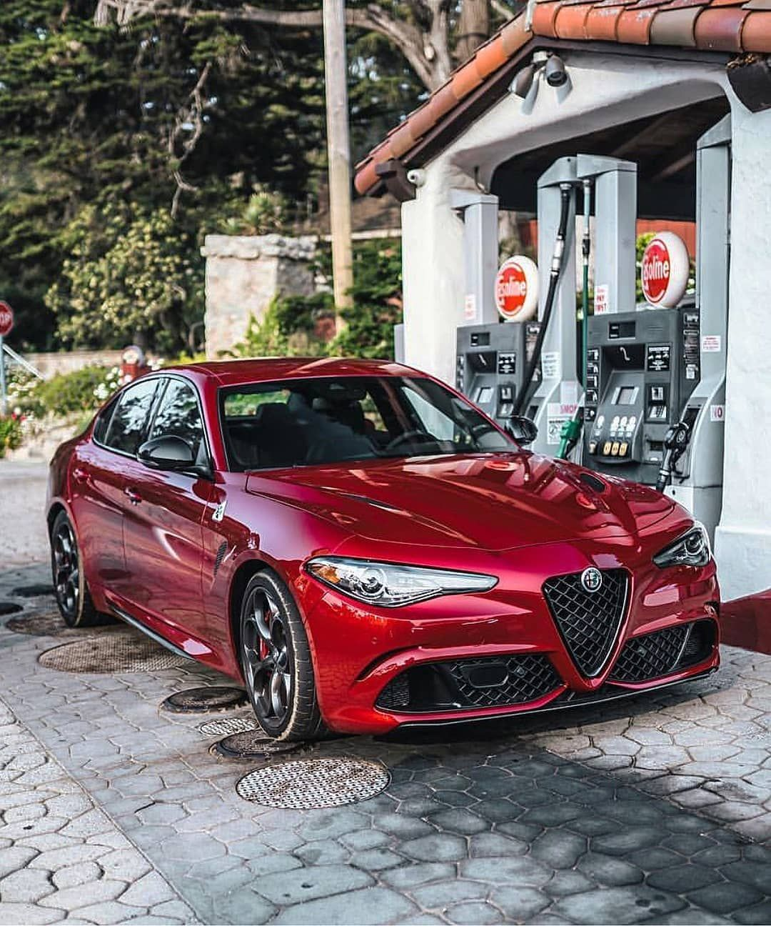 Alfa Romeo Qv On Instagram You Know She Loves To Drink Alfa Romeo Giulia Quadrifoglio P Alfa Romeo Alfa Romeo Giulia Quadrifoglio Alfa Romeo Giulia