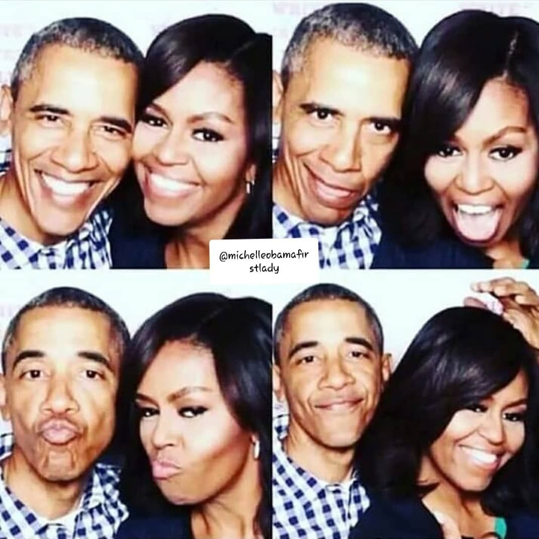 "@michelleobamafirstlady on Instagram: ""#michelleobama #barackobama #selfies #michelleobamaforpresident #michelleobamaforpresident2020 #iambecoming #iambecomingtour #love #lovely…"""