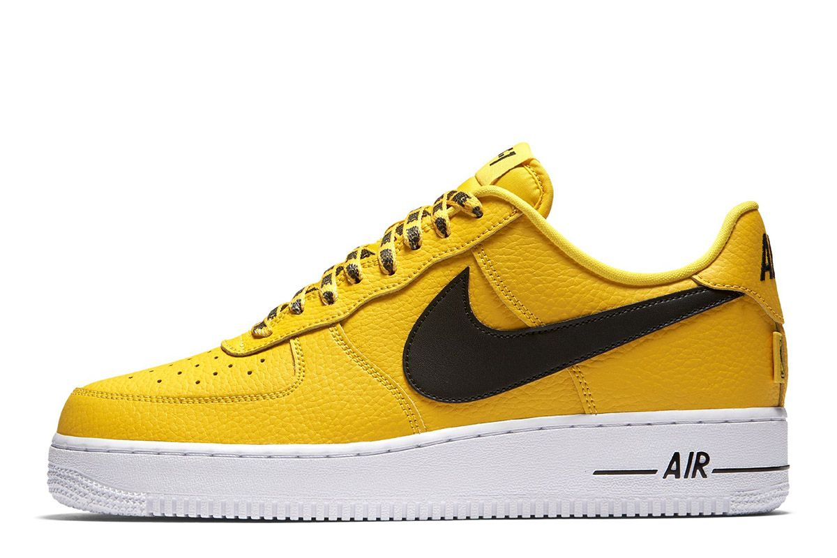 60075be3949 Nike Air Force 1 Low NBA Pack Seven Colorways