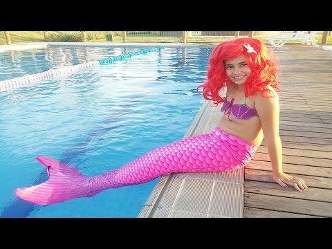 Milena - A Pequena Sereia - 14/07/2012 - YouTube