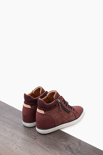 esprit / modieuze sneakers met sleehak | pengen | pinterest | shoes